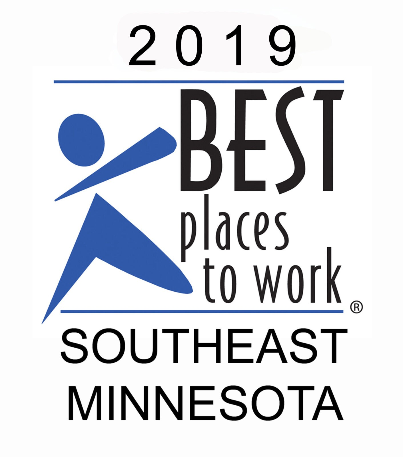 2019 Best Places to Work Careers Logo