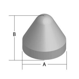 Synthetic Cone Media