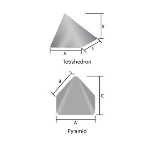 TETRAHEDRON & PYRAMIDS MIX Media