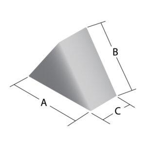 Synthetic Triangle Media