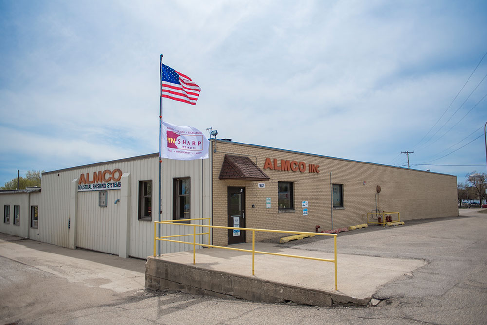 Almco's Building