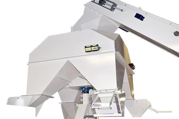 Image of Almco's Portable Hopper