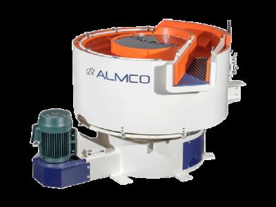 Image of Almco's SBB Series Round Bowl Finishing Machine