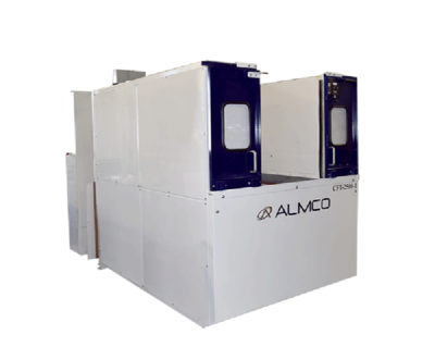 Image of Almco's CFT Series Finishing Machine