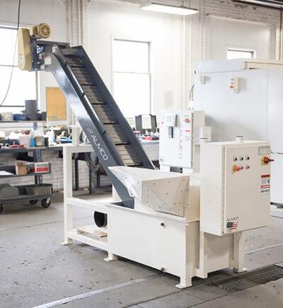 Image of Almco's Heavy Duty Conveyor