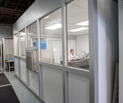 Image of Almco's Test Room