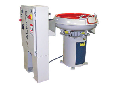 Image of Almco's OR Series Round Bowl Finishing Machine