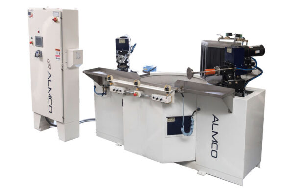 Image of Almco's Spindle Series Finishing Machine