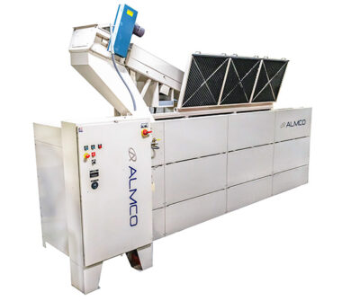 Image of Almco's Continuous Thru-Feed Finishing Machine