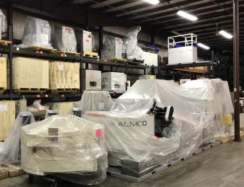Almco Equipment in Stock