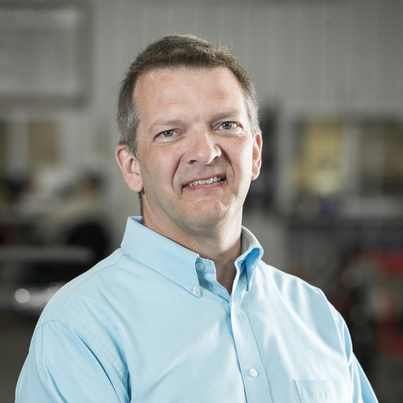 Image of General Manager, Tim Grahn