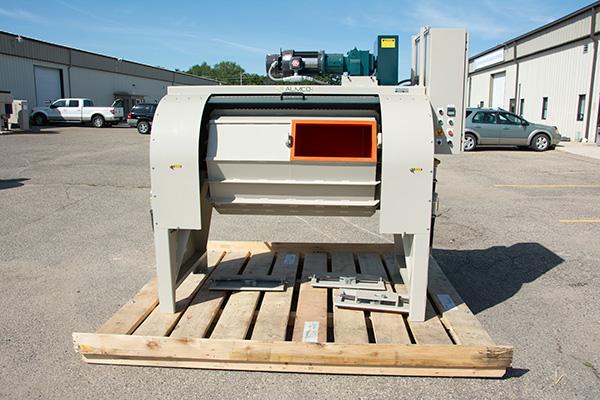 Deluxe Barrel Machine