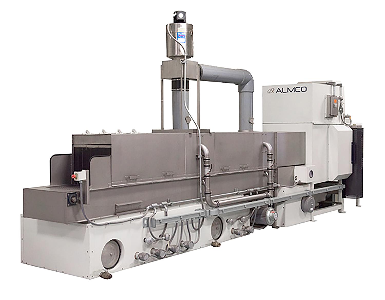 Inline Conveyor Washer