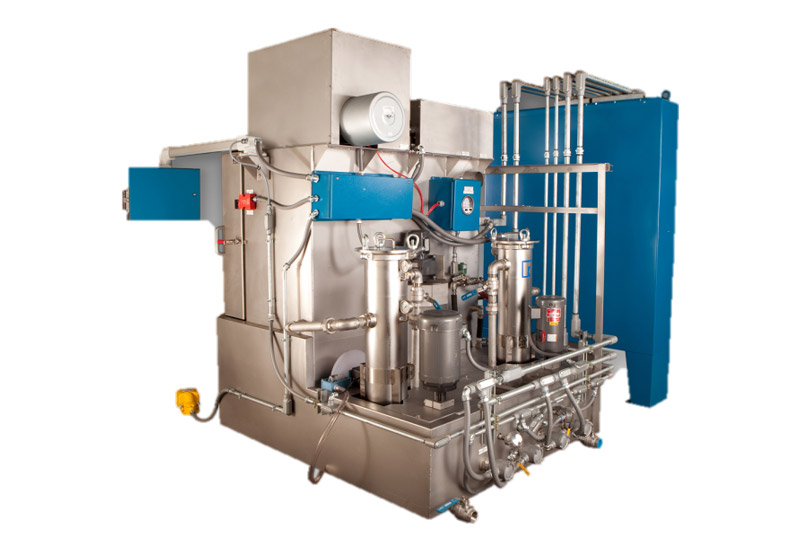 RPW Cabinet Washer