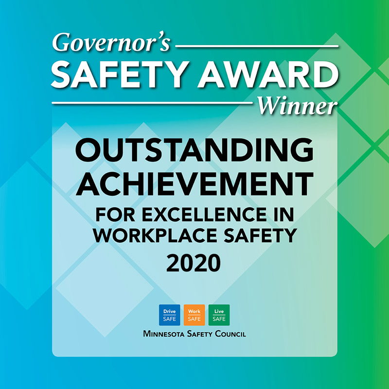 Governor's Safety Award