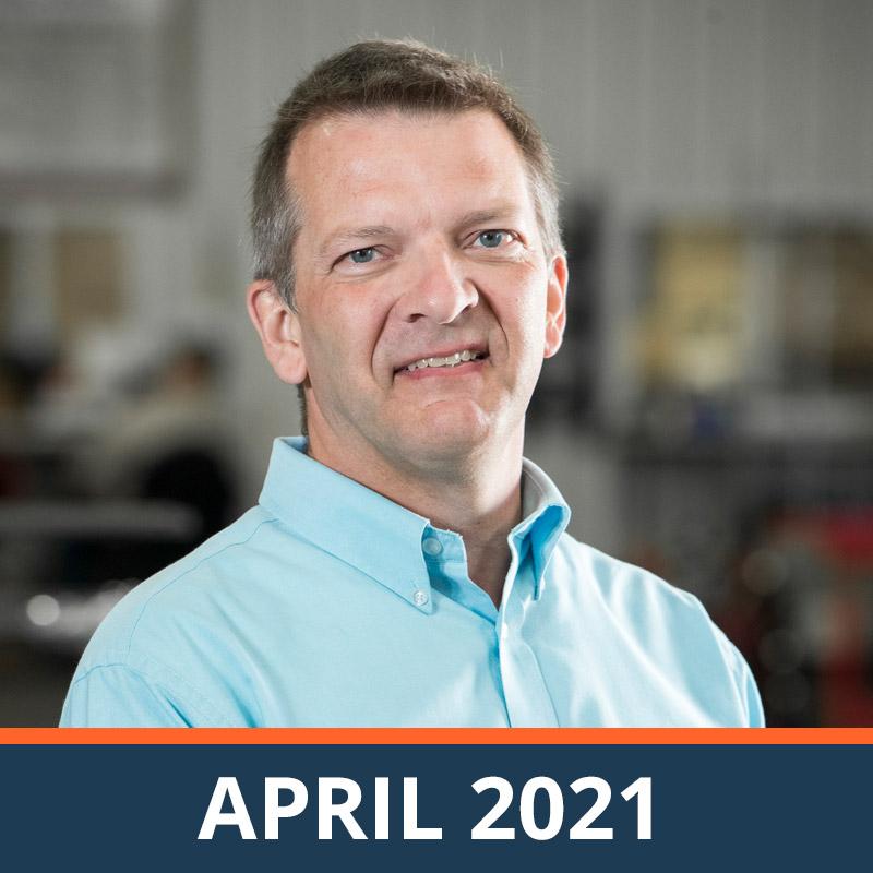 April 2021 Company Update