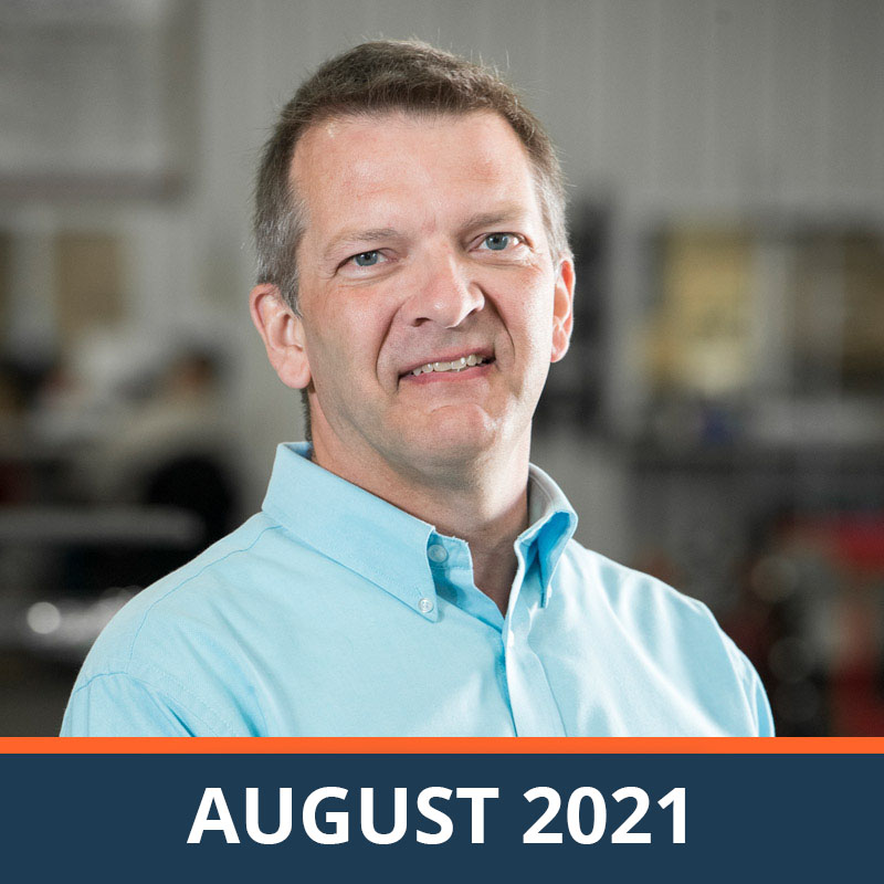 August 2021 Company Update